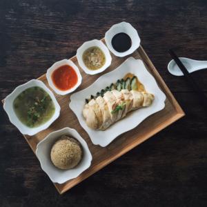 Violet Oon Singapore - Chicken Rice