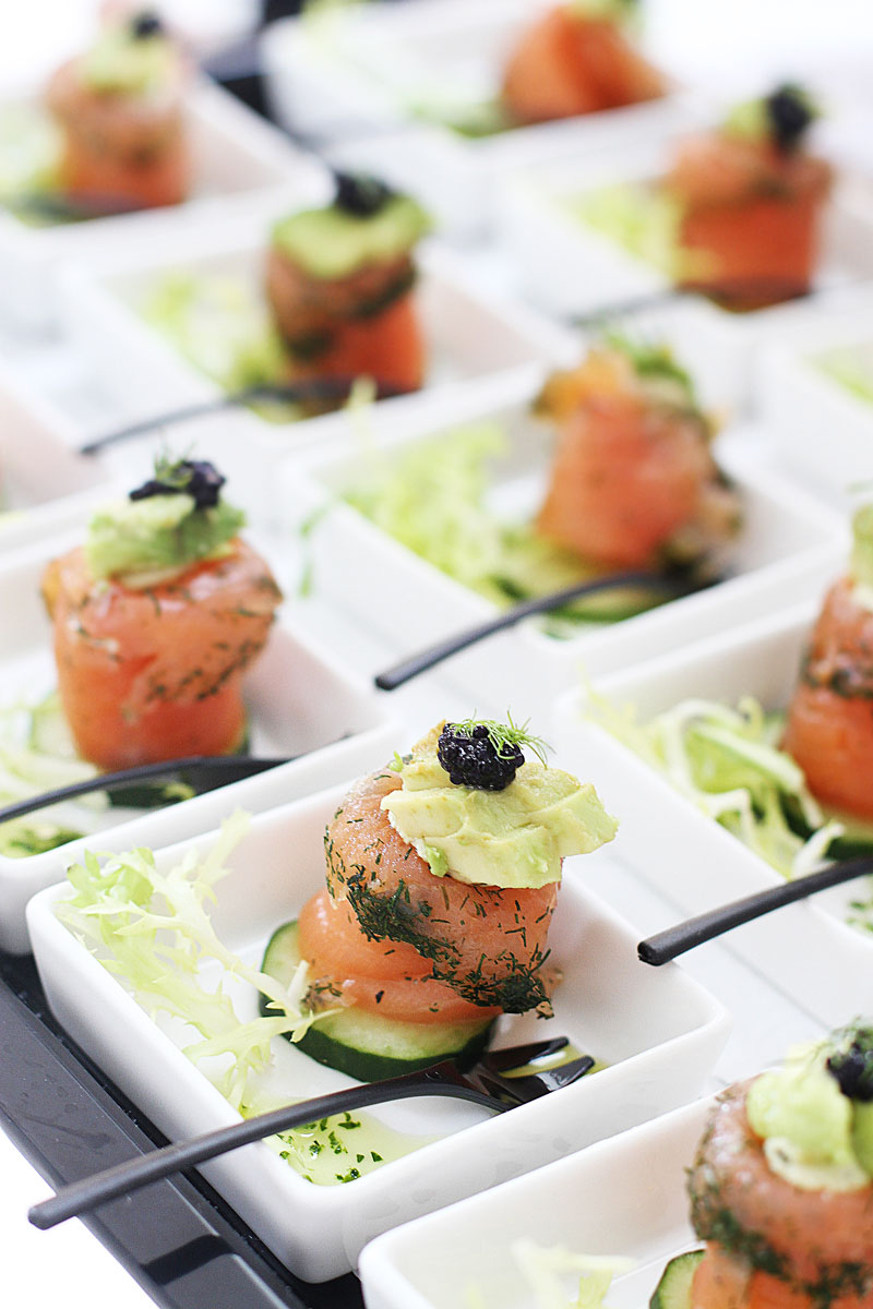 Corporate events catering Singapore