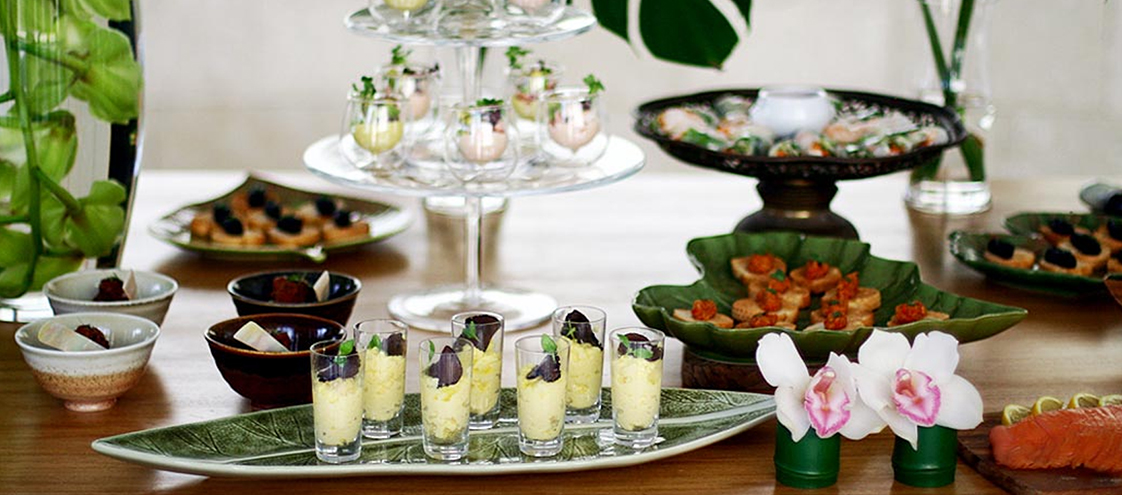 Home party catering