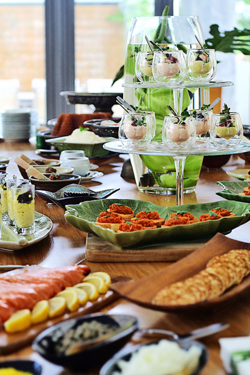 Home Parties Catering