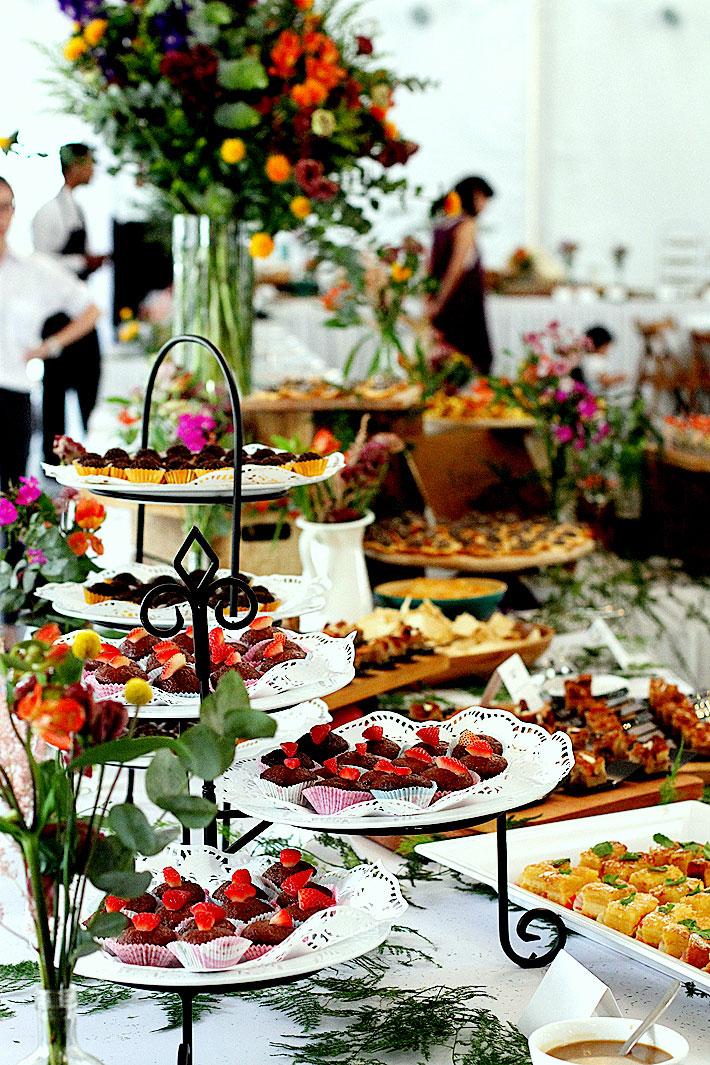 wedding catering Singapore