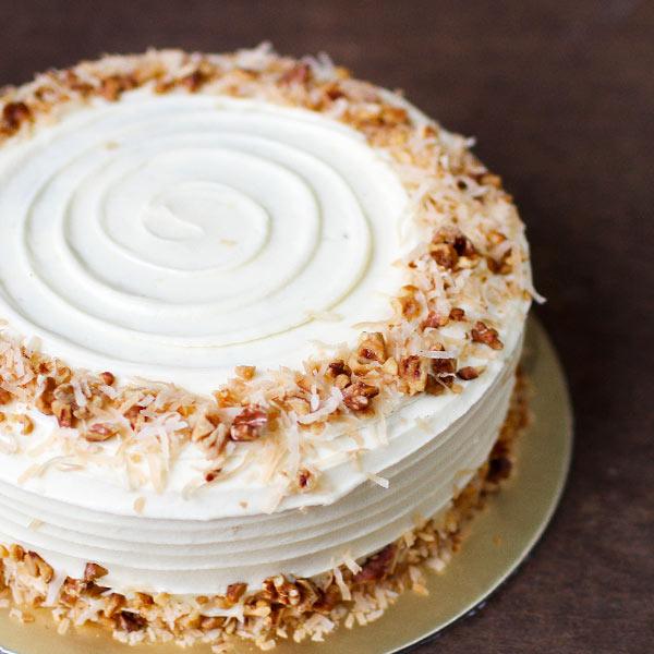 VO's Carrot Cake