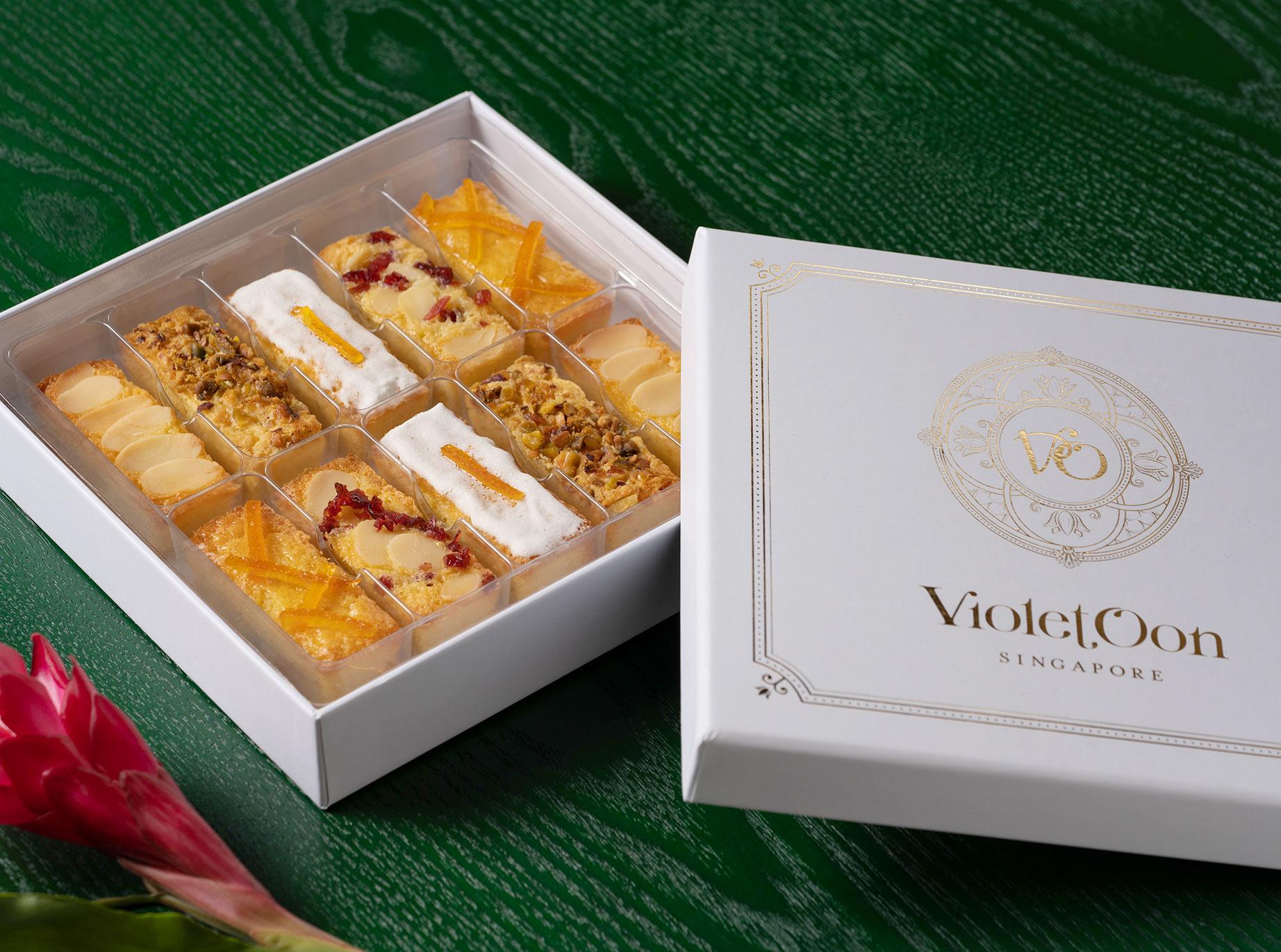 Sugee Financier Gift Box